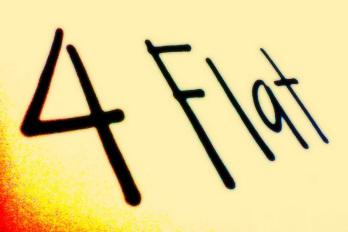 Cara Dapat 4 Flat