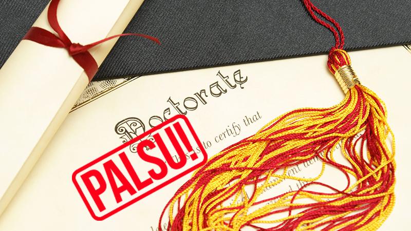 PhD Express - Sendikit Penipuan Ijazah Doktor Falsafah (PhD)
