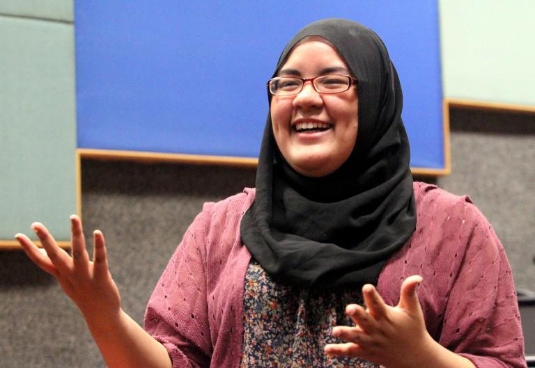 Pelajar UiTM : Pendebat Nombor 1 di Asia