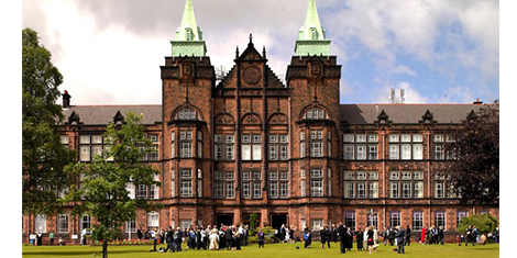 biasiswa University of Strathclyde, UK