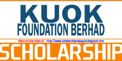 Biasiswa Yayasan Kuok Berhad