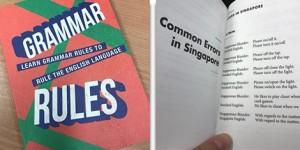 10 000 naskah 'Grammar Rules' habis dalam masa dua hari. Kini dalam bentuk PDF (Percuma)