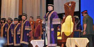 Sultan Muhammad V Dimasyhur Sebagai Canselor UiTM Ke-5