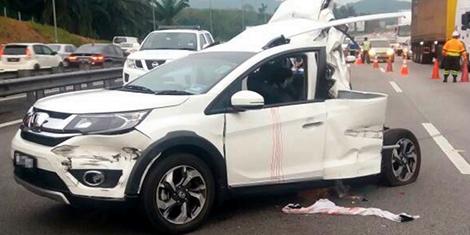 Seorang lagi kanak-kanak maut kemalangan, Ibu bapa harus pastikan keselamatan anak-anak dengan tali pinggang keledar