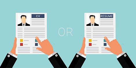 Perbezaan Resume , Curriculum Vitae Dan Biodata