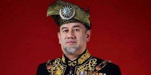 Sultan Muhammad V ditabalkan sebagai Yang di-Pertuan Agong ke-15 hari ini. Daulat Tuanku!