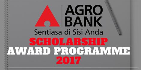 Biasiswa Agrobank 2017
