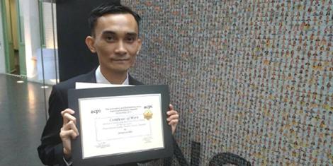Guru Malaysia Menang Anugerah Kecemerlangan Peringkat Antarabangsa di Paris