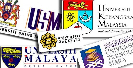 Senarai Universiti Awam Yang Telah Membuka Permohonan Kemasukan Fasa Kedua Februari 2018
