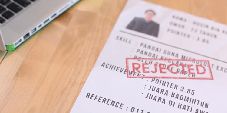 Kerjaya 4 Kesilapan Yang Buatkan Resume Anda Ke Tong Sampah