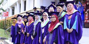 Dominasi Pelajar Wanita Di IPT Semakin Hebat.