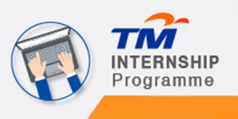 Permohonan Program Latihan Industri Bersama Telekom Malaysia