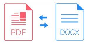 Cara Tukar Fail PDF kepada Word
