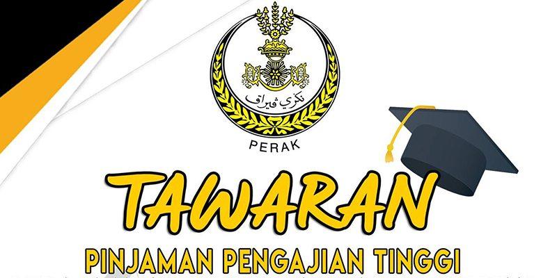 Pinjaman Pengajian Tinggi Kerajaan Negeri Perak Darul Ridzuan Sesi 2018/19