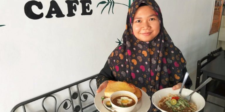 Tolak tawaran universiti demi minat memasak